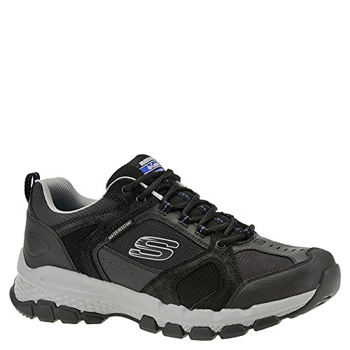 Skechers Sport Mens Mens Outland 2.0 Oxford Black-grey Qn63g7JP