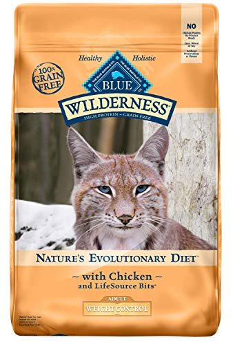 Top 10 Blue Buffalo Cat Food Reduced Calory