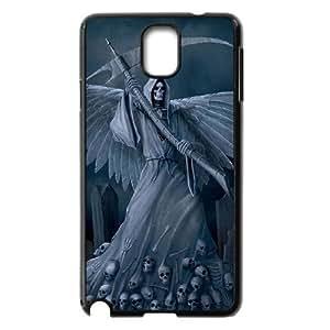 ALICASE Diy Case Grim Reaper For samsung galaxy note 3 N9000 [Pattern-1]