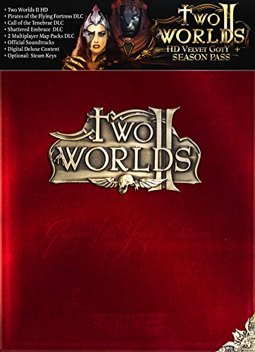 Buy Two Worlds II: Velvet Edition (Dark Rust Island)