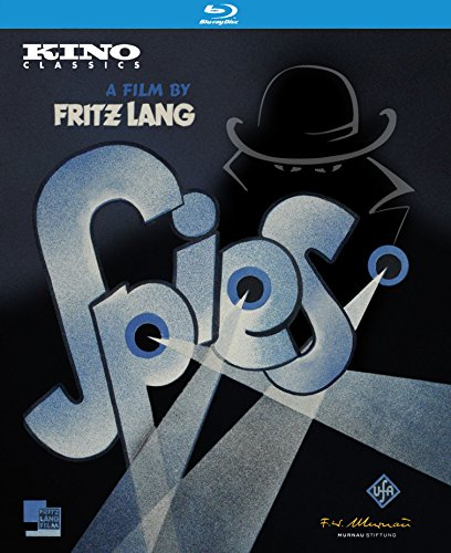 Spies [Blu-ray]