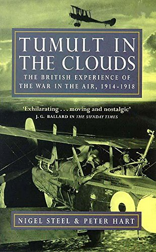 Tumult in the clouds: The British experience of the war in the air, ()