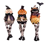 Halloween Spooky Shelf Sitter s, 6.25'', Assorted 3