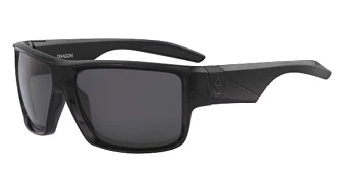 b27cec51d750 Dragon Sunglasses Gloss Black Polarized Smoke DEADLOCK 39699-001:  Amazon.co.uk: Clothing