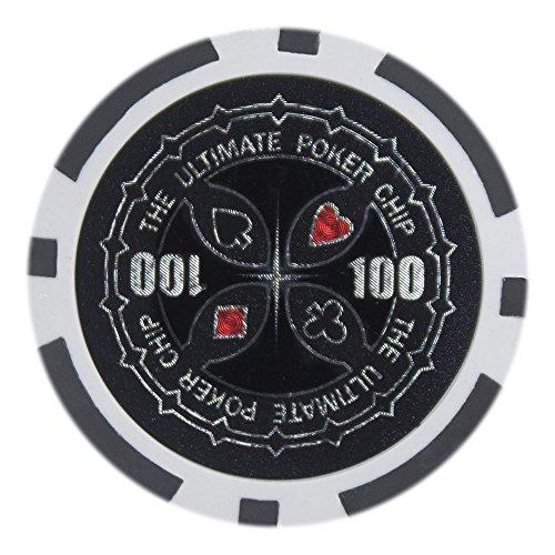 100 Chip Tournament Poker - 7