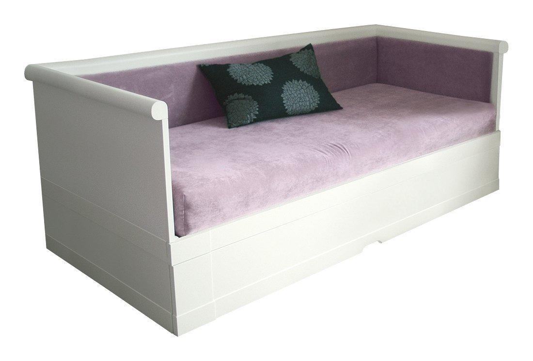 Kinderbett - komplett aus der MDF-Kindermöbel für Mädchen Ausstattung Möbel Loftmarkt Wars-Slol006
