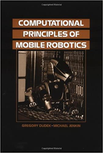 Computational Principles of Mobile Robotics