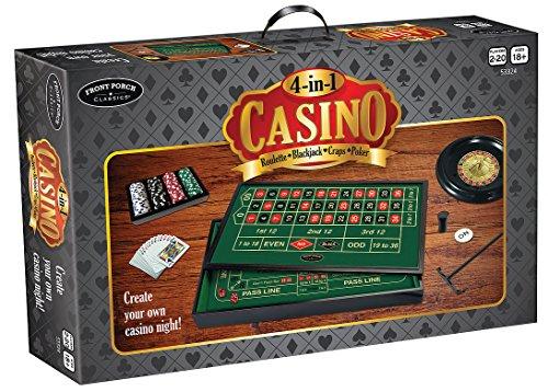 Front Porch Classics 4-in-1 Casino]()