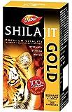 Dabur Shilajit Gold - 20 caps - for strength, stamina & power