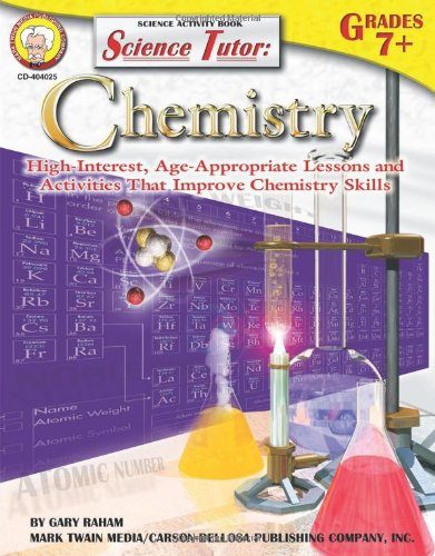 Science Tutor: Chemistry, Grades 7 - 12 (Tutor Series)
