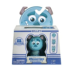 Disney Pixar Monsters University – Roll-A-Scare Monsters – Sulley by Disney