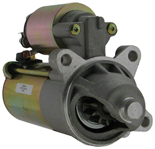 Starter Jaguar S type 3.0L 2000 2001 2002 2003 2004 Lincoln LS C2C1127 6651 by URQS