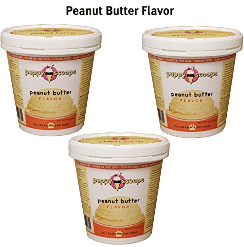 Puppy Cake Puppy Scoops Ice Cream Mix: Peanut Butter (3 Pack) Review