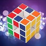 Dresden White Void Rubik's Rubik Cube Puzzle Toy