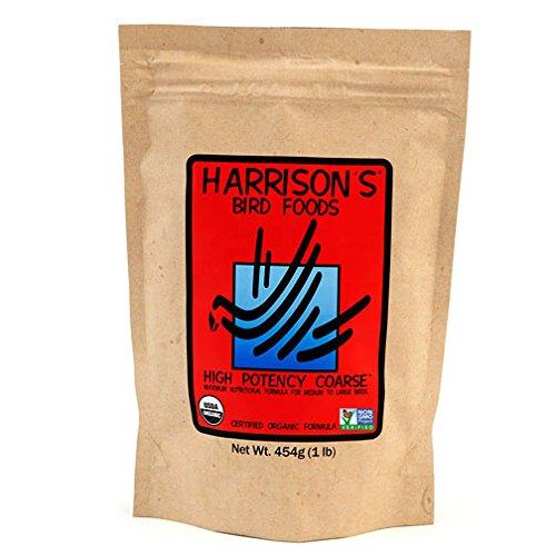 Harrison's Bird Foods High Potency Coarse 1lb
