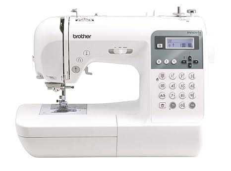 Brother INNOVIS 55 - Máquina de Coser para Patchwork y Quilting