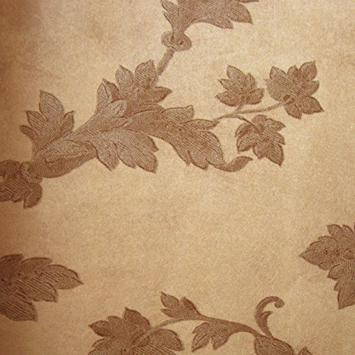 non-woven wallpaper/European-style small acanthus leaf wallpaper/ living room bedroom background wallpaper/enviroment protection wallpaper-D