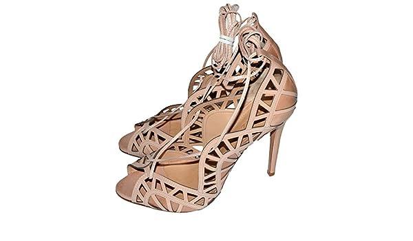 0b1b61b680ab Amazon.com  SCHUTZ Women s Dubianna Lace Up Sandals