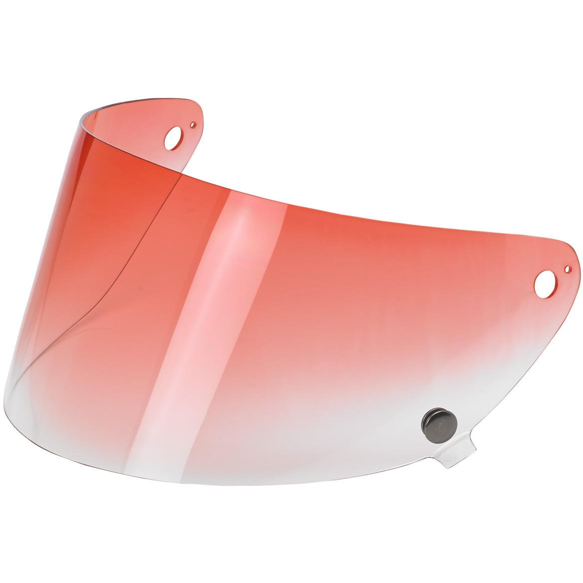 Biltwell Gringo S Flat Shield - Red Gradient
