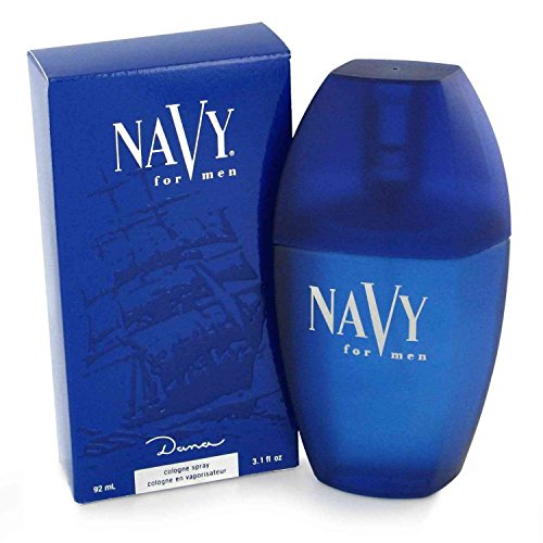 - Dana Navy Cologne Spray for Men, 3.4 Ounce