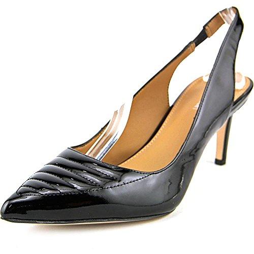 Calvin Klein Calvina Women US 7 Black Slingback Heel IOBUdS77