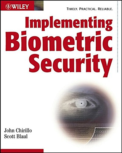 Implementing Biometric Security-cover