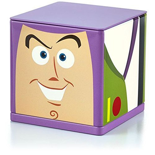 Hallmark PIX2001 Toy Story Buzz Lightyear CUBEEZ Container - Toy Story Storage