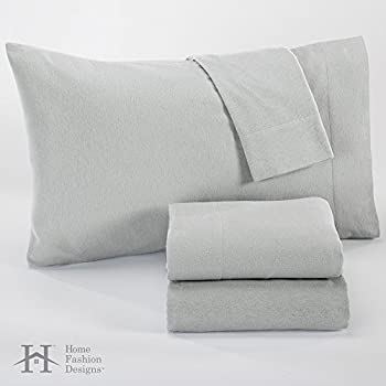 Nordic Collection Extra Soft 100% Cotton Flannel Sheet Set. Warm, Cozy,  Lightweight