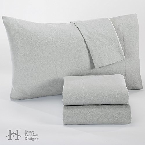 Nordic Collection Extra Soft 100% Cotton Flannel Sheet Set.