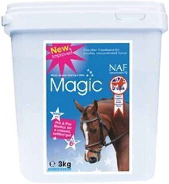 Naf Magic Calming Horse Supplements