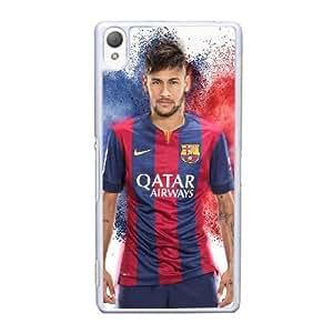 Sony Xperia Z3 Cell Phone Case White Neymar AS7YD3583408