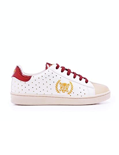 Xyon Revolution Ladybug Sneakers Zapatilla Deportiva con Cordones Mujer: Amazon.es: Zapatos y complementos