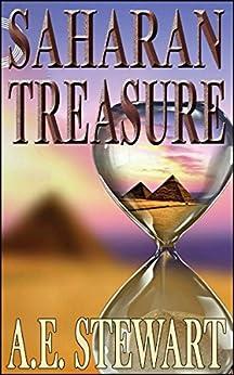 Saharan Treasure (Silver Thieves Book 3) by [Stewart, A.E.]