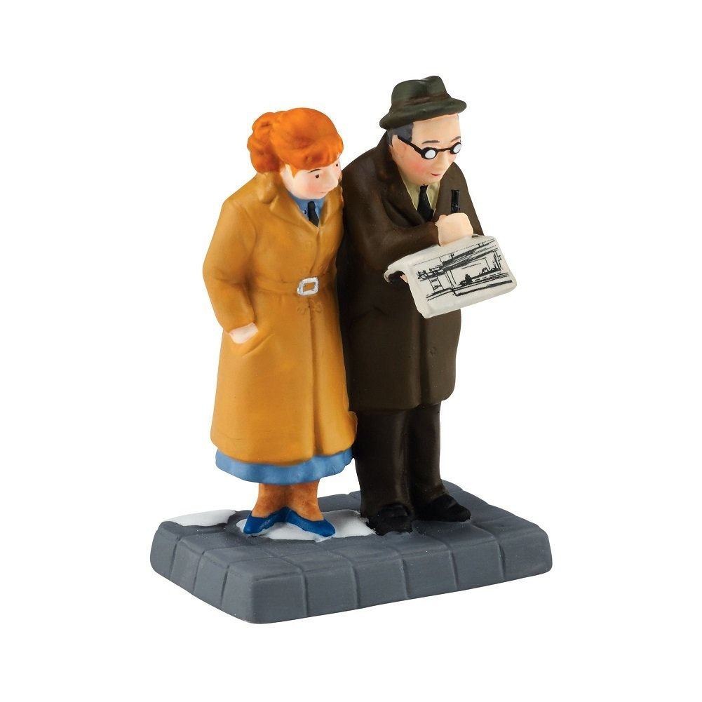 Department 56 Christmas in The City Study for Nighthawks 2016 by Department 56