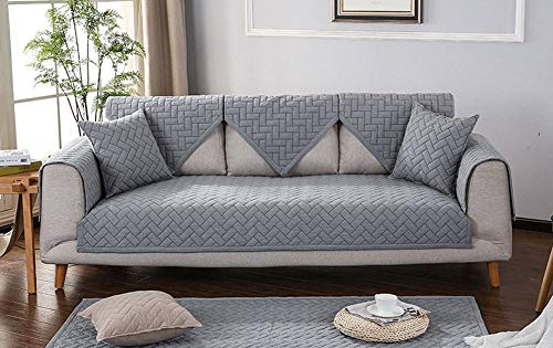 Yijiayun - Funda Protectora de sofá para 1 2 3 4 sofás ...