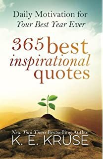 Amazon Com Greatest Inspirational Quotes 365 Days To More
