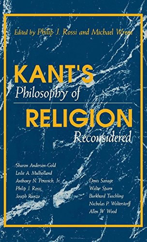 Kant's Philosophy of Religion Reconsidered (Indiana Series in the Philosophy of Religion)