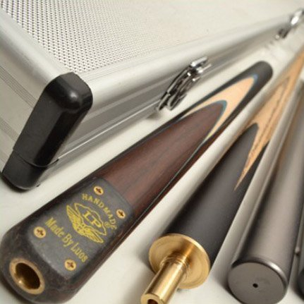 Handmade Quick Release 4 Piece 57' Snooker/Pool Cue with a 5 Spliced...