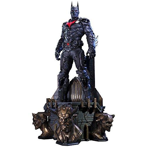 [Warner Bros. Batman: Arkham Knight Batman Beyond Polystone Statue by Prime Studio] (Batman Arkham Suit)