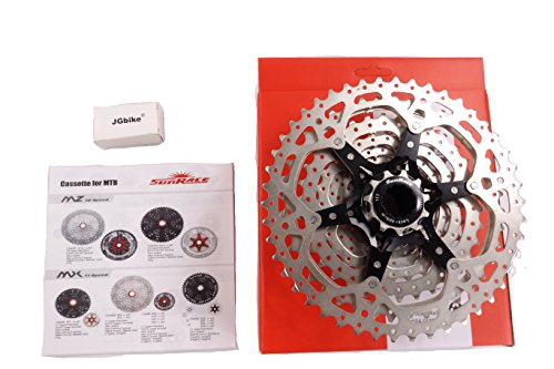 15pcs Aluminium Alloy Bike Bottom Bracket Washer Bicycle Flywheel Hub Spacer MF