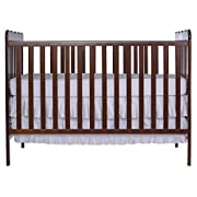 Dream On Me, Classic 3 in 1 Convertible Crib, Espresso