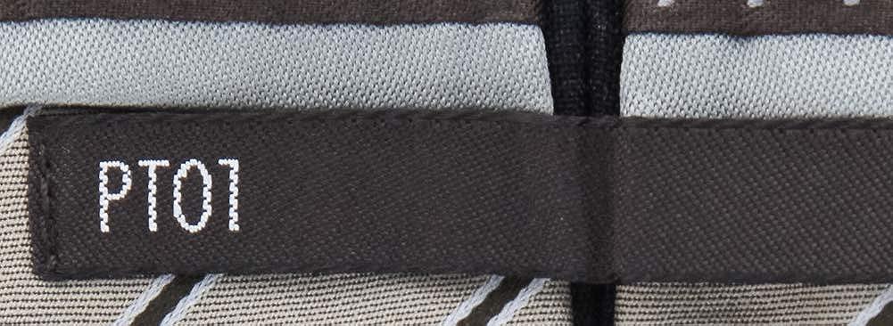PT Pantaloni Torino New Midnight Navy Blue Solid Pants 42//58 Extra Slim