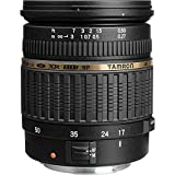 Tamron SP Auto Focus 17-50mm F/2.8 XR Di-II LD SP Aspherical (IF) Zoom Lens with Built In Motor for Nikon Digital SLR