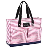 SCOUT Uptown Girl Tote Bag, Pillow Chalk