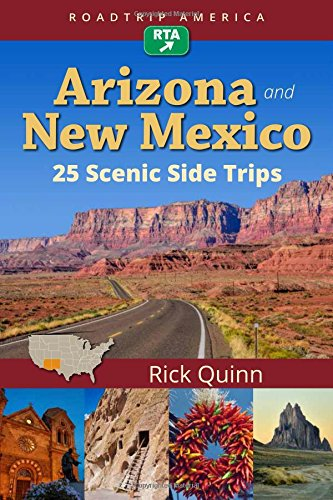 RoadTrip America Arizona & New Mexico:  25 Scenic Side ()