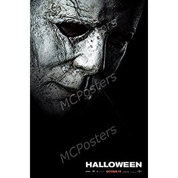 Rob Zombie Michael Myers Scary Horror Movie 24x36 Poster Print Halloween 2007