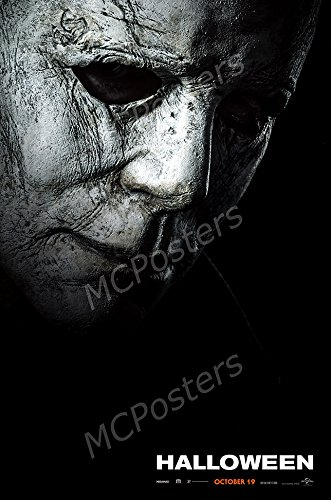 MCPosters Halloween 2018 GLOSSY FINISH Movie Poster - MCP228 (24