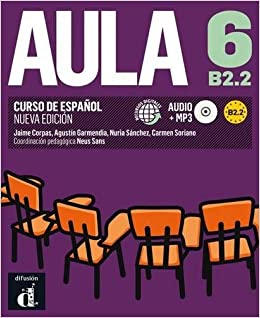 Aula 6 Nueva Edición (b2.2) - Libro Del Alumno Descargar PDF Ahora