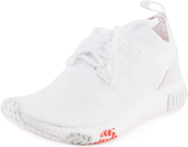 adidas nmd racer primeknit white