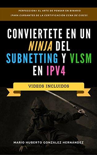 Amazon.com: Conviértete en un NINJA del Subnetting y VLSM en ...